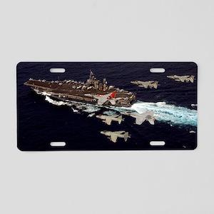 CP-MNPST 070907-N-8591H-182 Aluminum License Plate