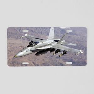 CP-LPST 011026-F-4884R-006  Aluminum License Plate