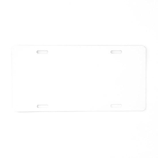 Custom Aluminum Plate characters stickers choose