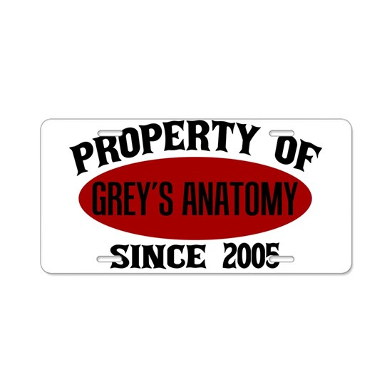 Greys Anatomy Property