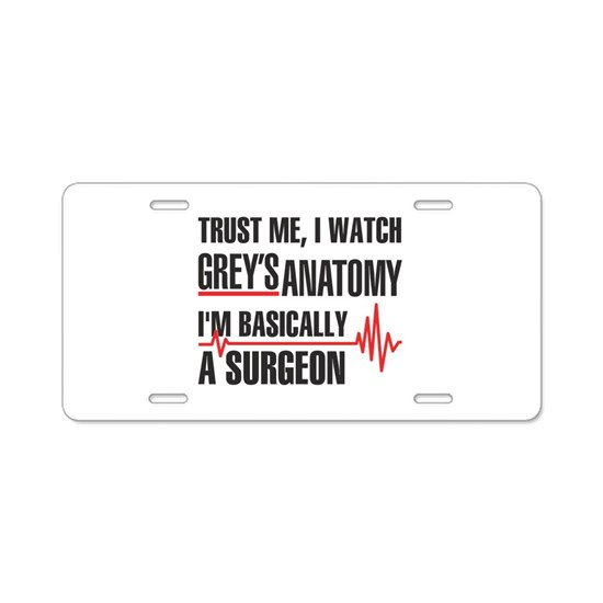 Greys Anatomy Trust me