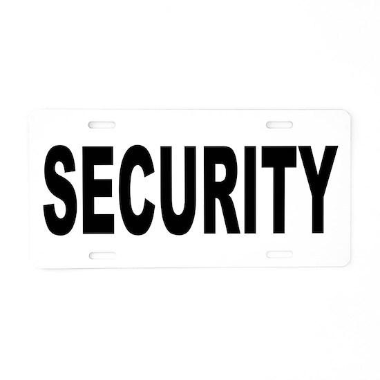 Security-BumperBlack