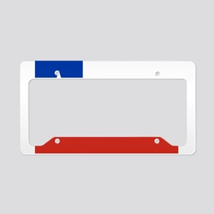 Chile License Plate Holder