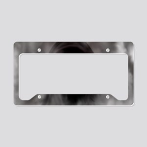 Grim Reaper red eye LT  License Plate Holder