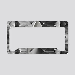 Star Trek Laptop Skin License Plate Holder