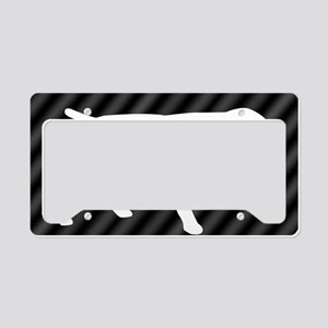 GSP POSTER License Plate Holder