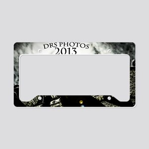 cover 2013 License Plate Holder