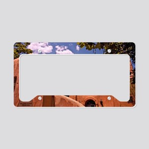 Albu2a2 License Plate Holder