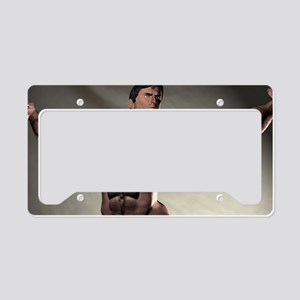 LaptopSkin License Plate Holder