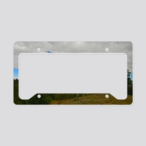Custer State Park License Plate Holder