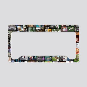 2012 Peoples Choice 17 x 11 License Plate Holder