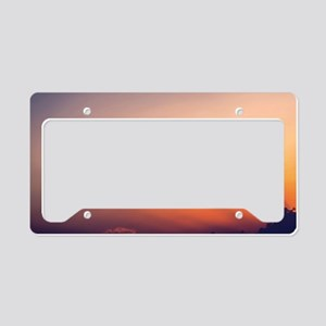 Airplane License Plate Holder