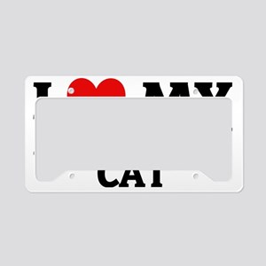 MUNCHKIN CAT License Plate Holder