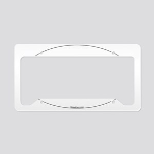BigDeal_Lab License Plate Holder