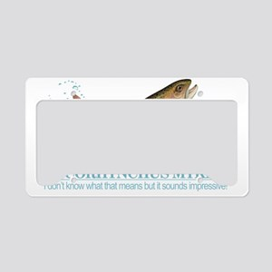 Rainbow Trout (OM) License Plate Holder