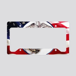 MARINES6 License Plate Holder