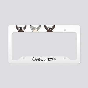 Donkeyslight License Plate Holder