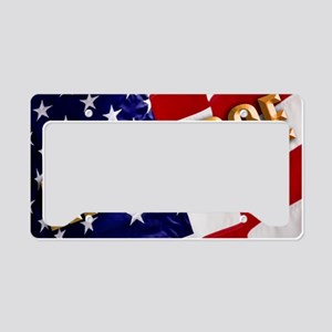 36-113AF  License Plate Holder