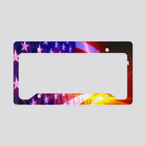 NAVY VET License Plate Holder