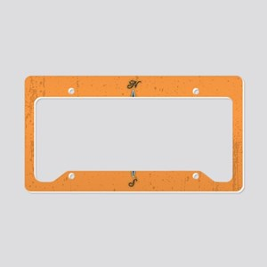 compass-rose5-OV License Plate Holder