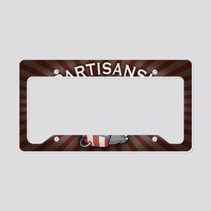 eleph-baby-OV License Plate Holder