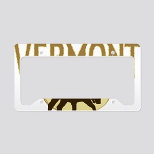 VTMoose License Plate Holder