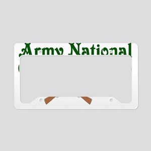 army national License Plate Holder