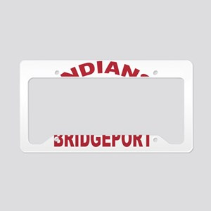 indiancrossedspears License Plate Holder