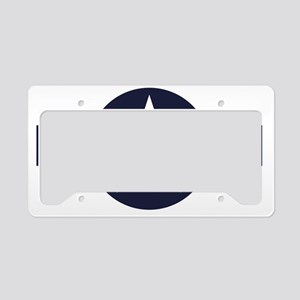 USAAF roundel 1943-1947 License Plate Holder