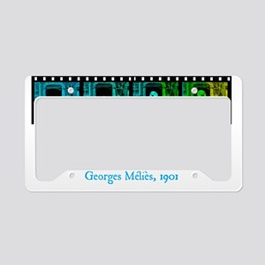 Rubber Head License Plate Holder