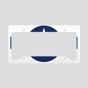 Air Force  License Plate Holder