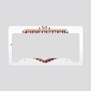 Vegas Addicted License Plate Holder