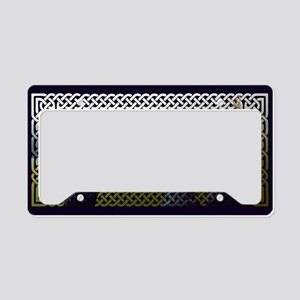 Deerhounds License Plate Holder