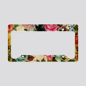 Bag Antiq Flo License Plate Holder