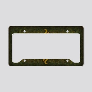 Ancient Sun License Plate Holder
