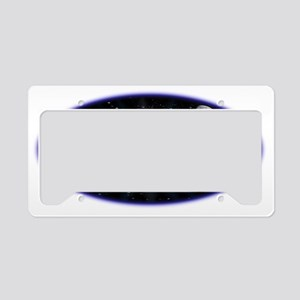 celestialwhitestars7Mug License Plate Holder