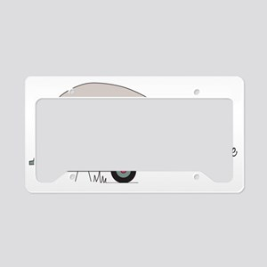 No Place Like Home License Plate Holder