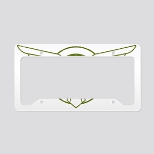 SSR License Plate Holder