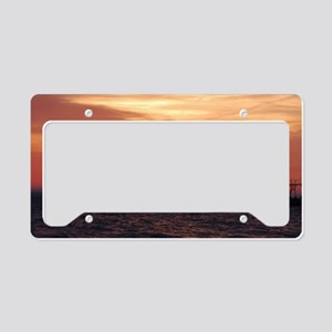 0001-Lighthouse (100) License Plate Holder