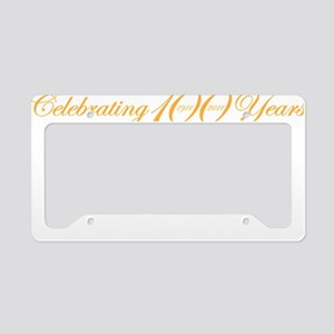 ValueTBlack License Plate Holder
