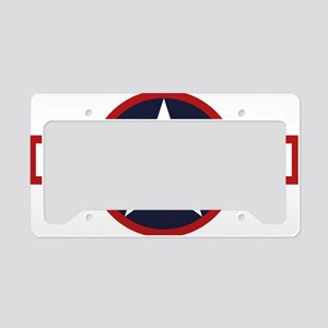 USAAF roundel 1943 License Plate Holder