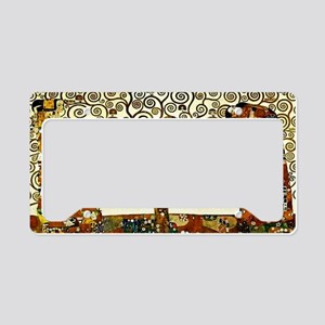 Klimt: The Tree of Life, artw License Plate Holder