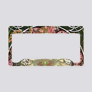 Clutch Mucha FChamp License Plate Holder