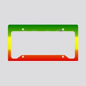 Irie License Plate Holder