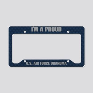 U.S. Air Force Grandma License Plate Holder