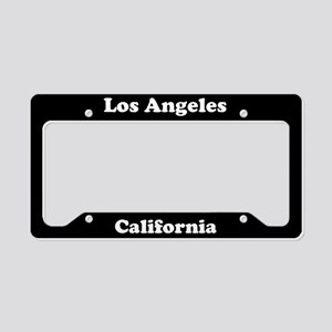 Los Angeles CA License Plate Holder
