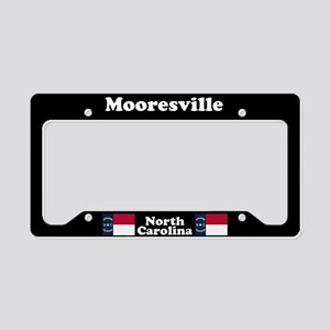 Mooresville NC License Plate Holder