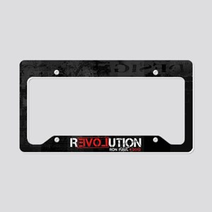 Revolution License Plate Holder