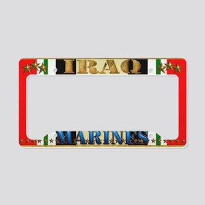 Harvest Moons Marines Iraq Campaign Ribbon License