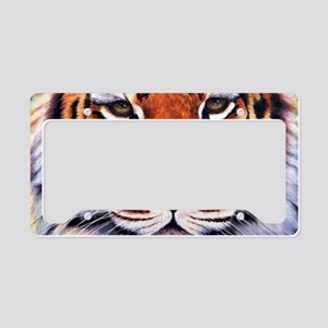 Tiger Sultan of Siberia License Plate Holder